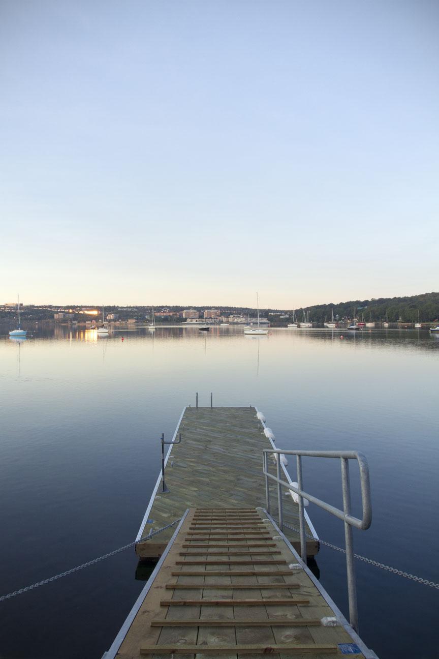 Floating Dock System, Bedford Basin, NS