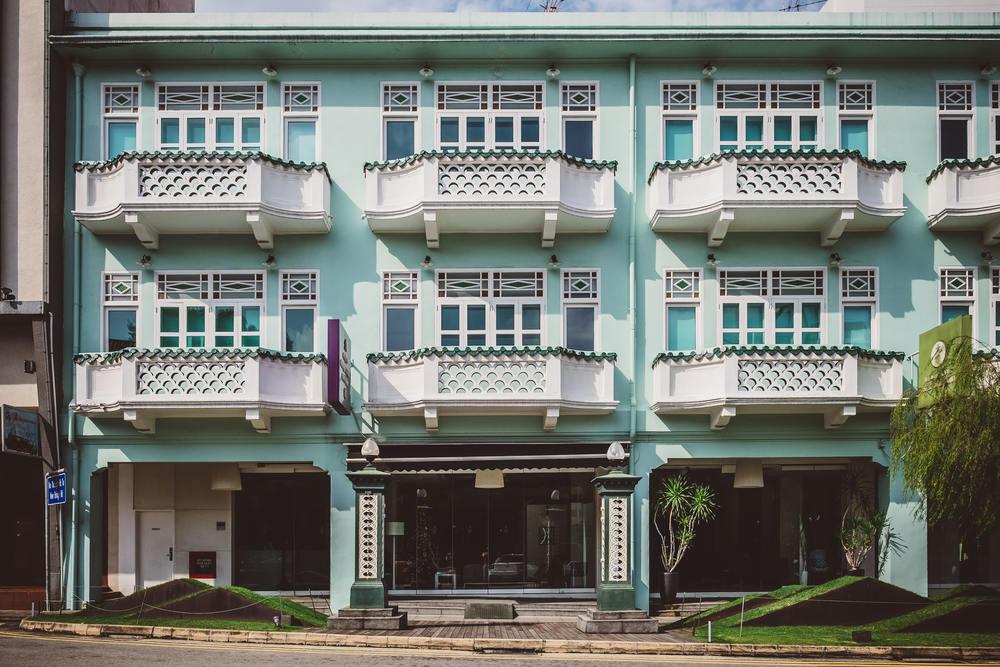 de1f4a15d New Majestic Hotel, Singapore — Milton Gan Editions