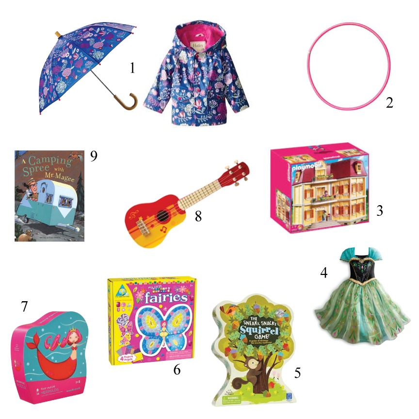 Gift Guide for 3.5 Year Old Girl