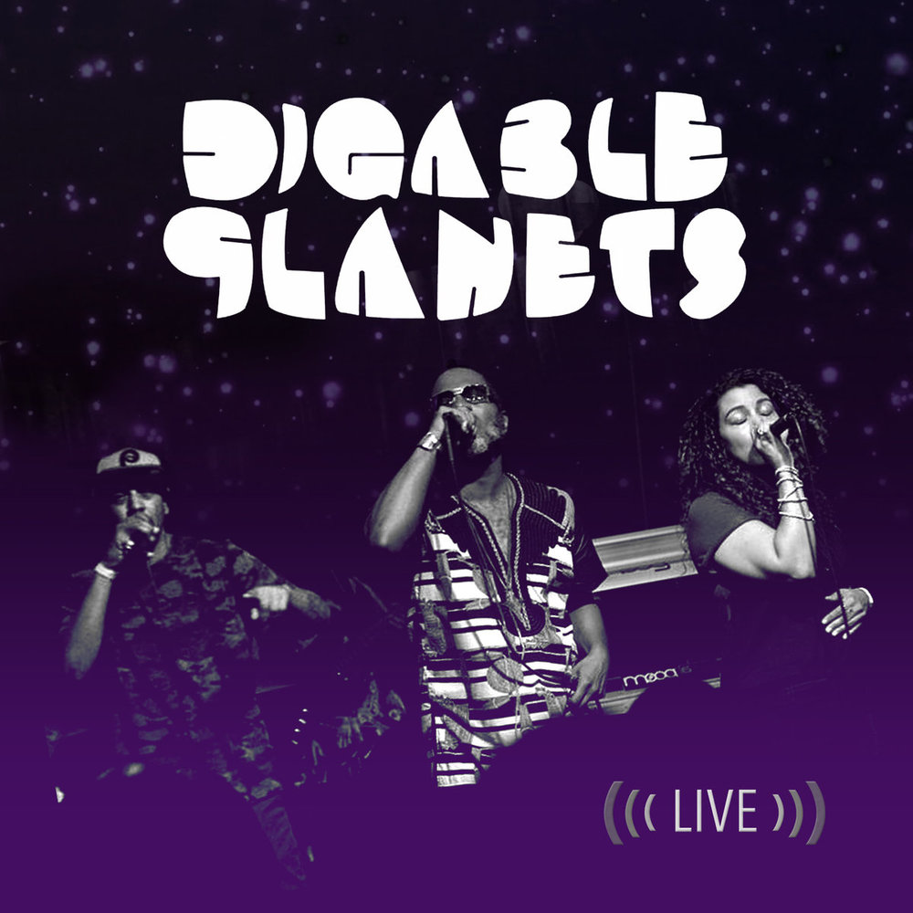 digable planets live -