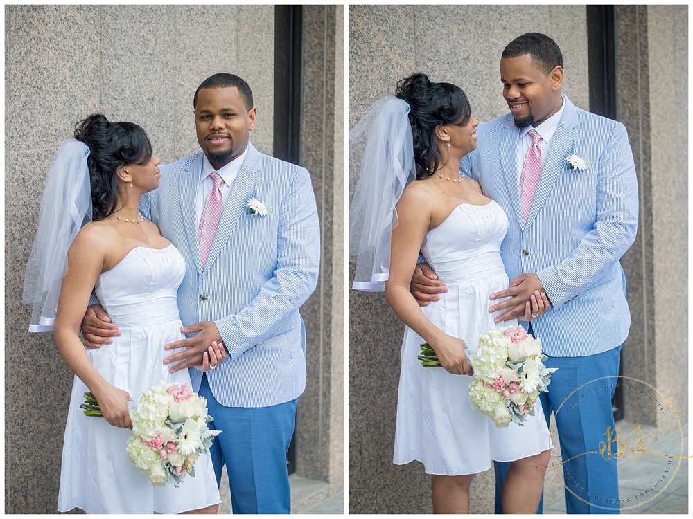 Baltimore County Court House Elopement | Baltimore Wedding Photographer