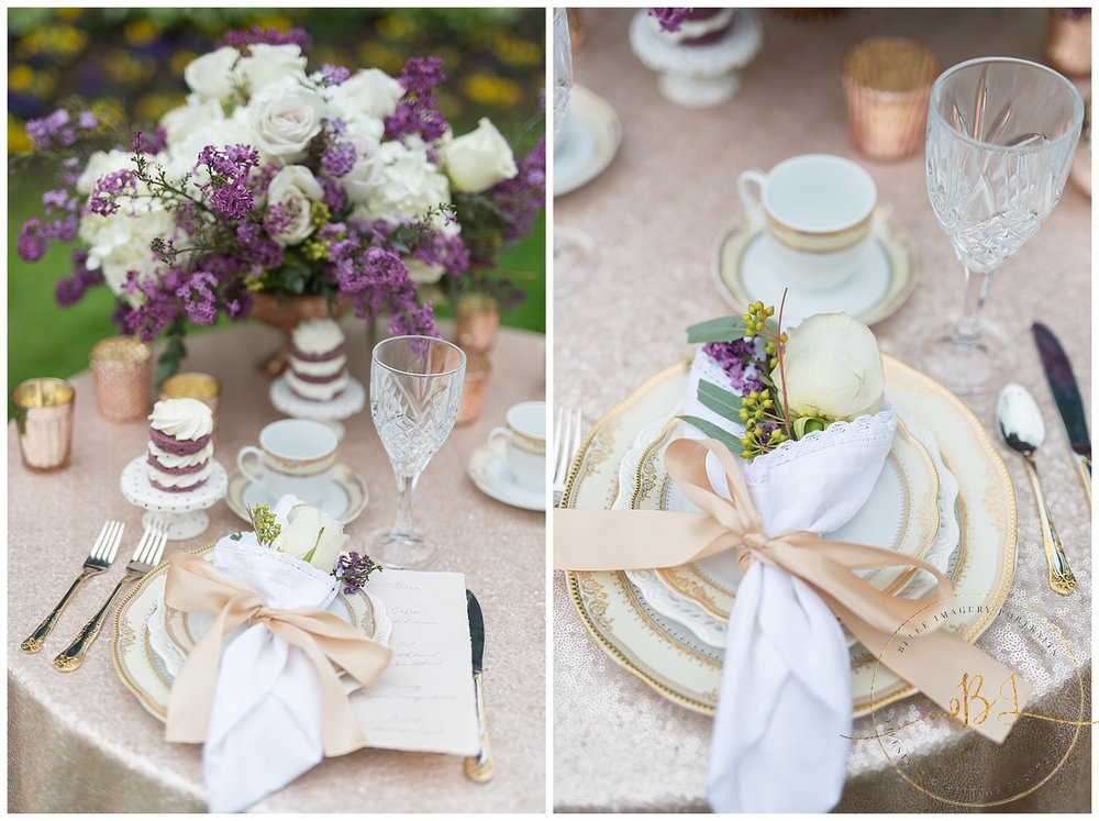 Romantic Spring Styled Shoot Inspiration | Baltimore Photographer