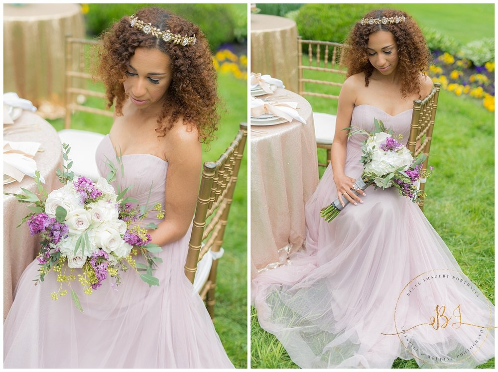 Romantic Spring Styled Shoot Inspiration | Baltimore Photographer | belleimageryportraits.com