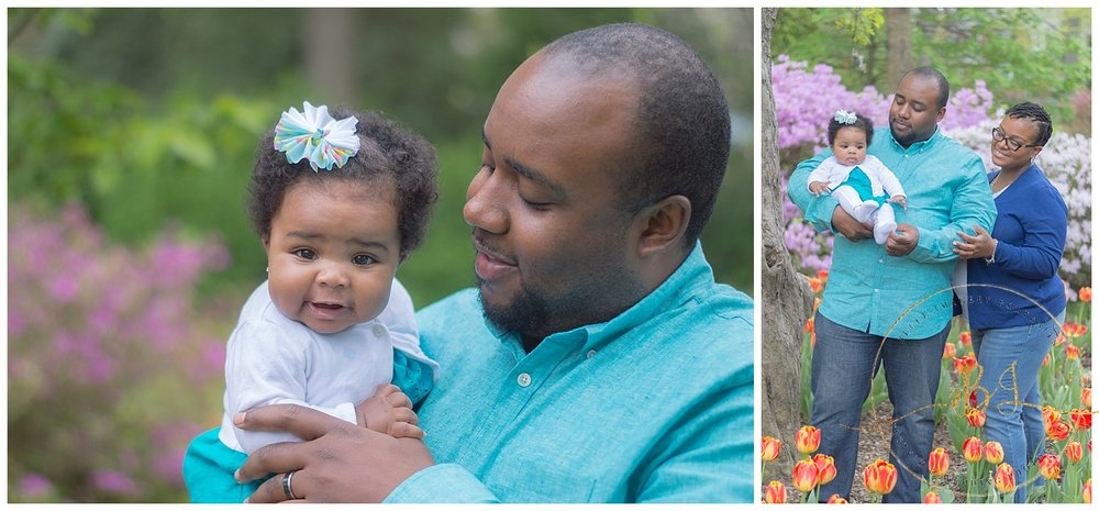 Sherwood Gardens Family Photos | Baltimore Family Photos