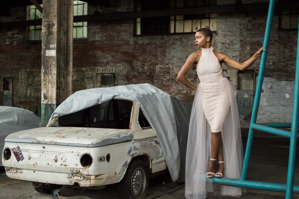 Baltimore Fashion Photographer