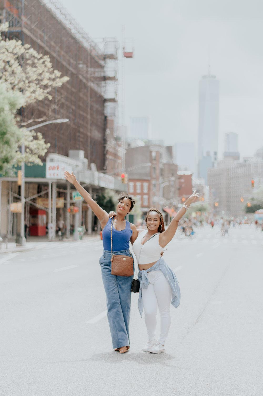 NYC Blogger Photographer