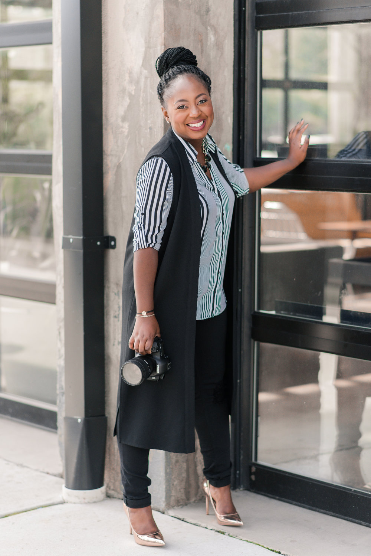 Washington DC Female Branding Photographer