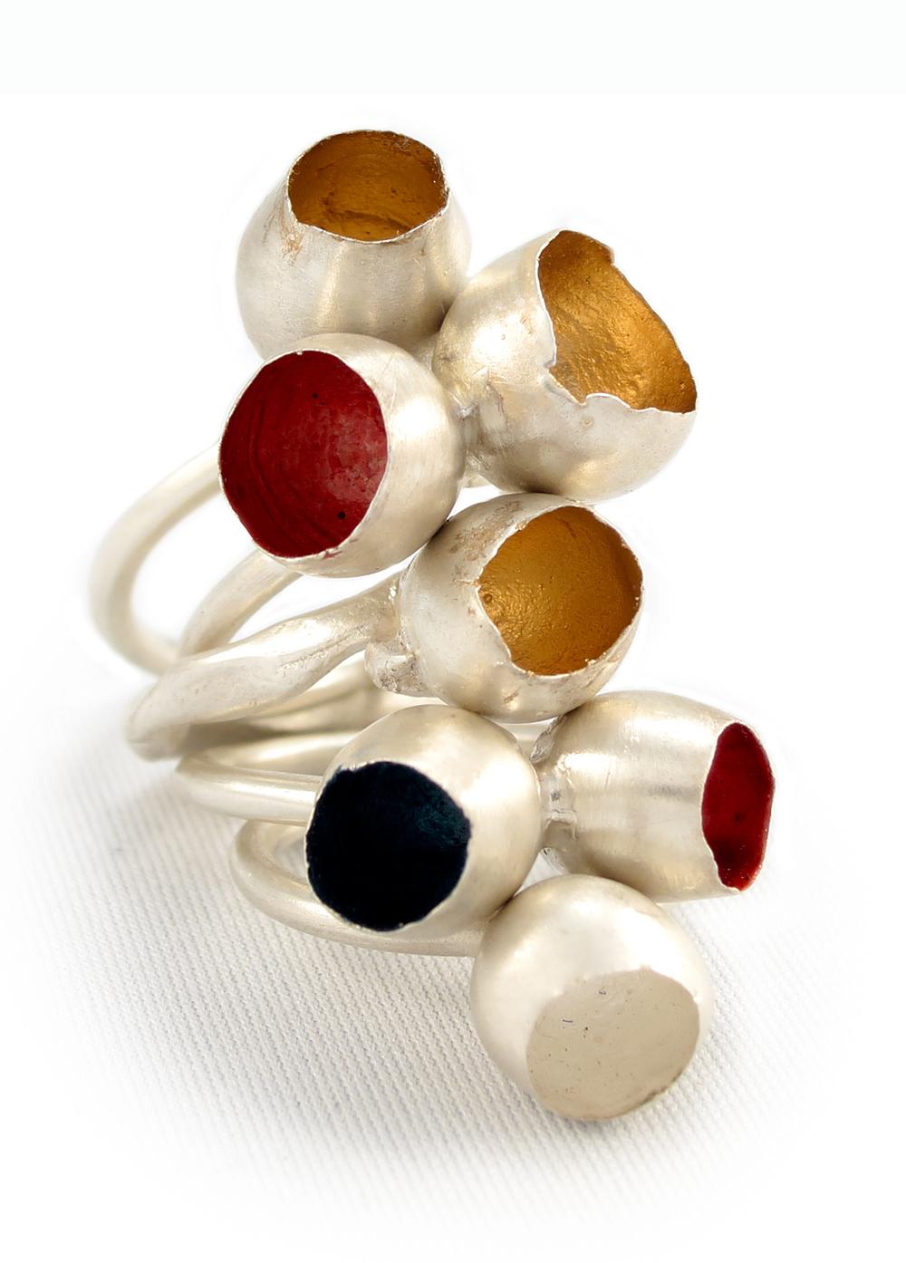 Vessels, rings