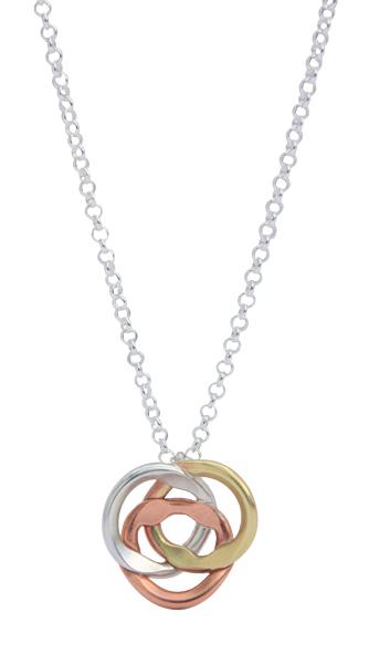 Tonal, infinity pendant