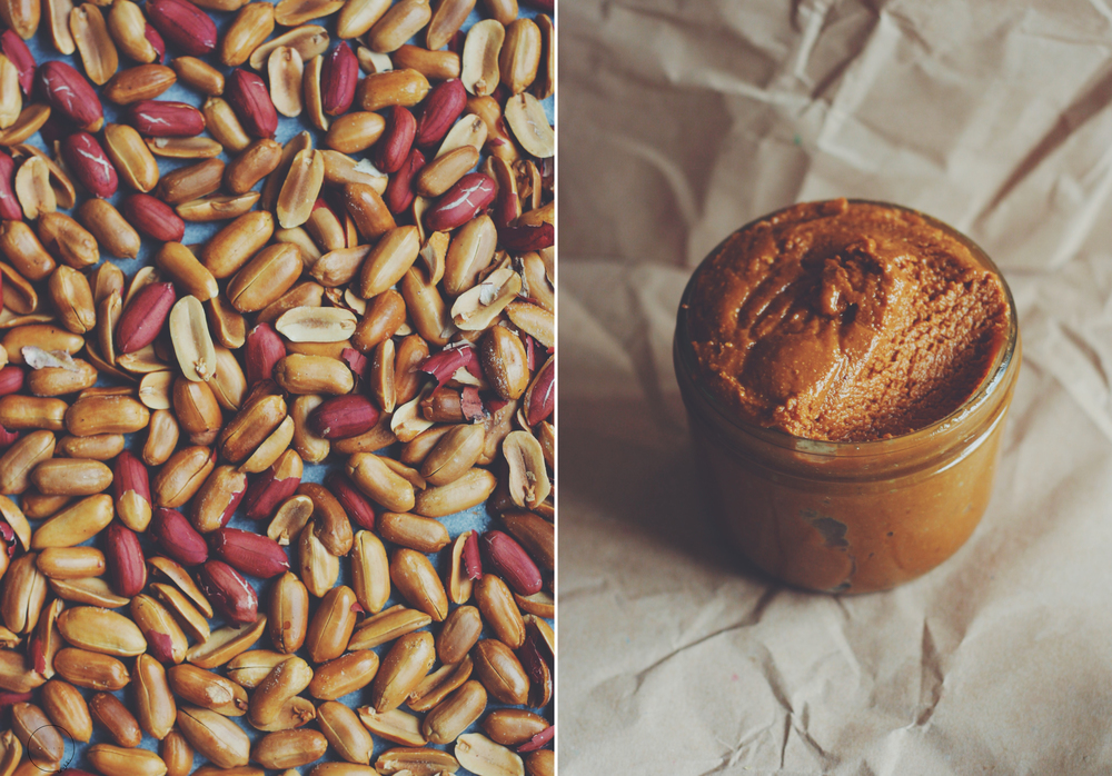 Peanut Butter & Persian sult | Noghlemey by Mahroo Amiri-1