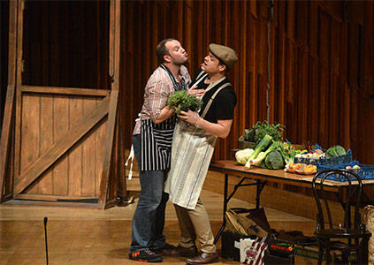 Albert Herring with Marcus Farnsworth