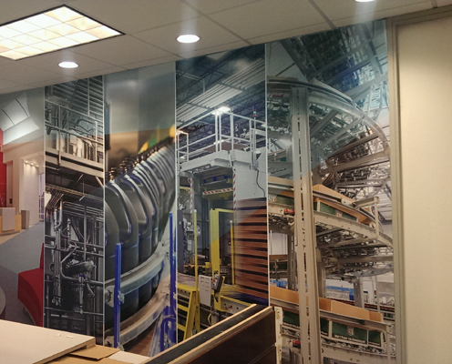 dfw commercial wall wraps