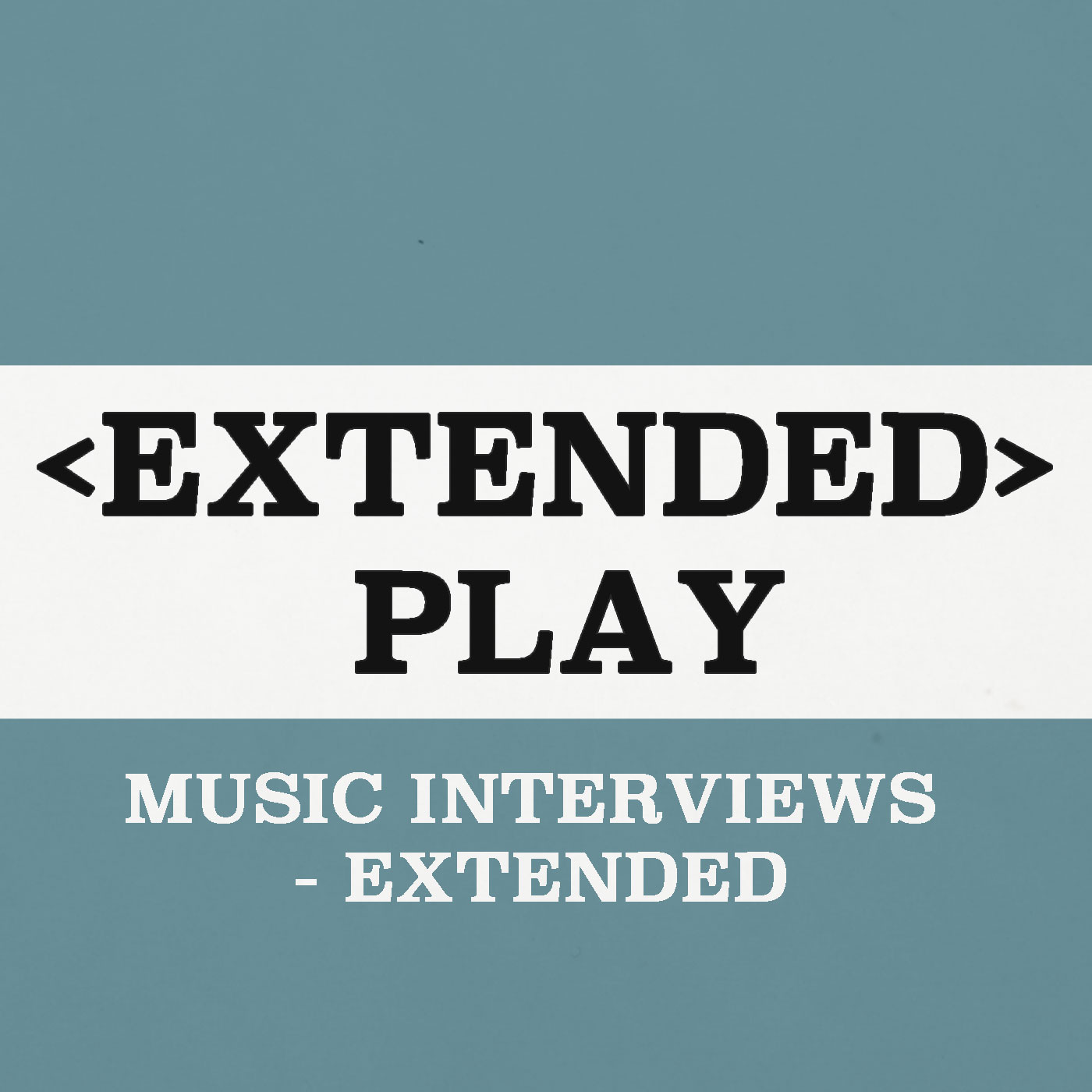 Extended Play podcast