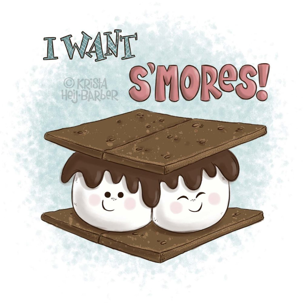 2.I Want Smores Color.jpg