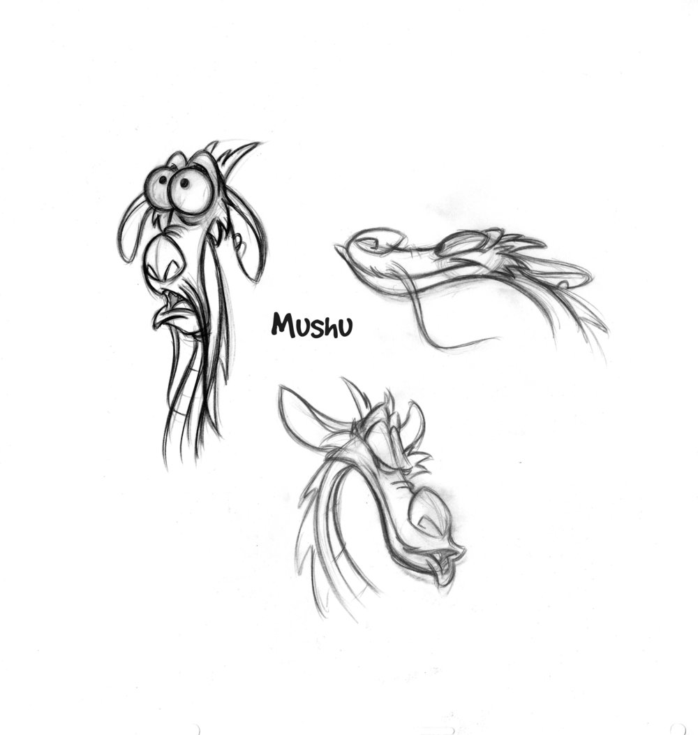 Mushu Sketches.jpg