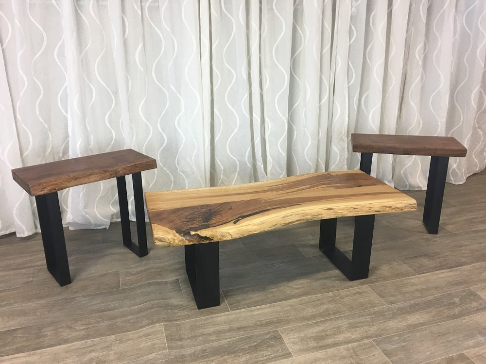 Oak Table and ends.jpg