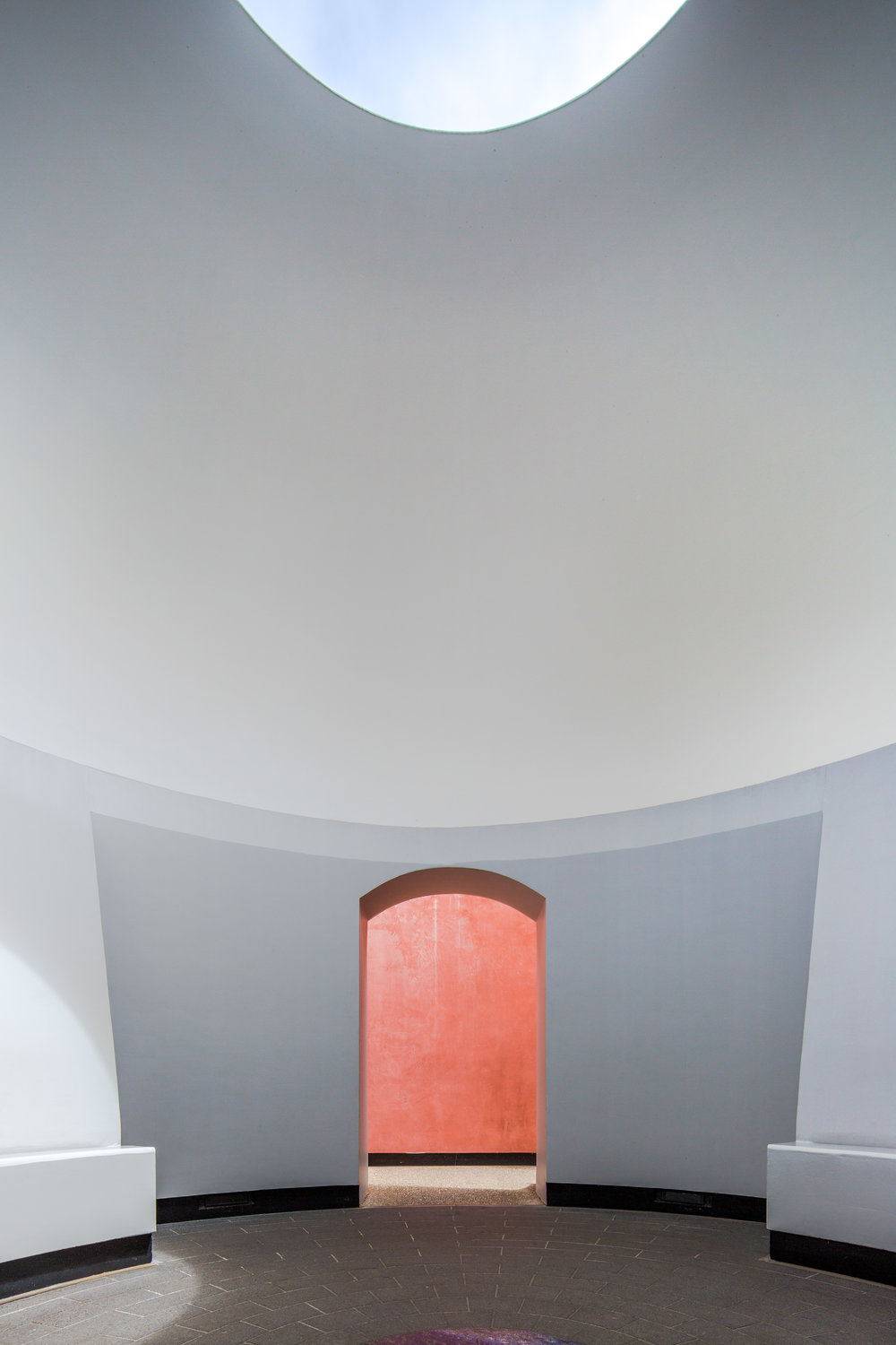 TURRELL SKYSPACE - DEYOUNG MUSEUM