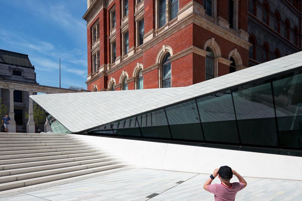 v&a museum - AL_A