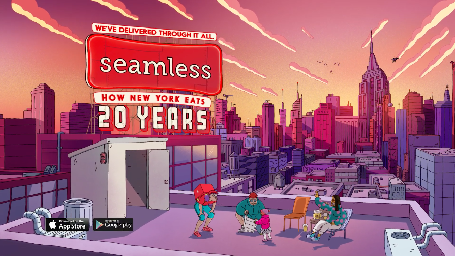 Seamless 20th Anniversary