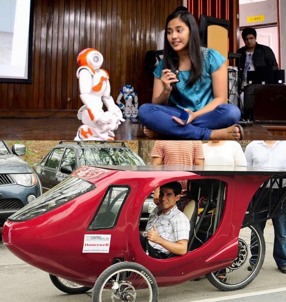 Talento - La ESPOL es una de las mejores universidades del Ecuador en Ingeniería, Ciencias y Administración con programas acreditados internacionalmente bajo ABET y AACSB.  Sus estudiantes y profesores están embebidos en una cultura emprendedora y deseosos de explorar oportunidades con las empresas innovadoras en i3lab.