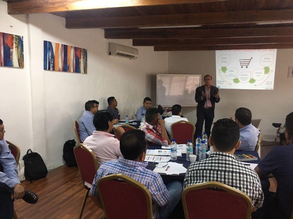 Guayaquil - Innovatón 2016