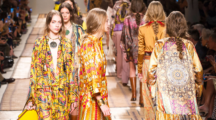 Etro Milan SS17. Lead hair: James Pecis