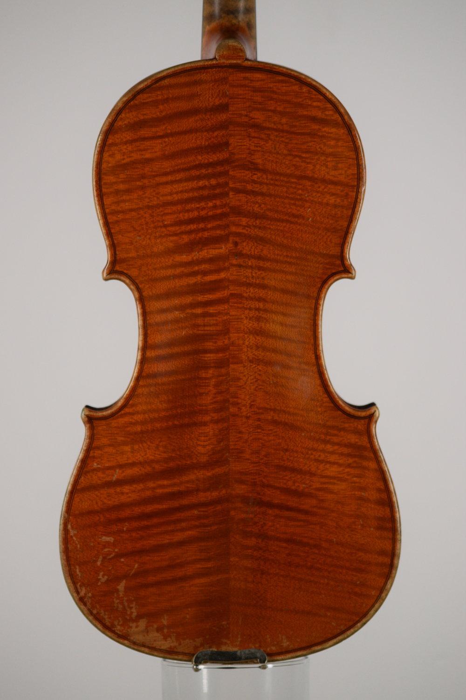 Ole Bull violin, 3/4
