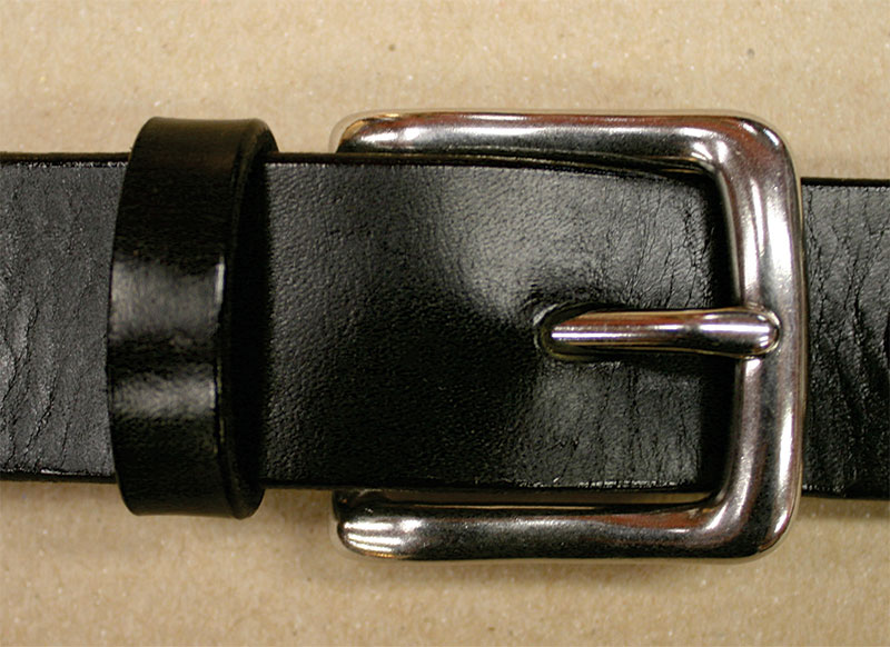Nickel Harness Buckle