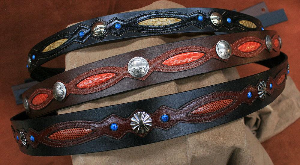 Overlay Belts - $98