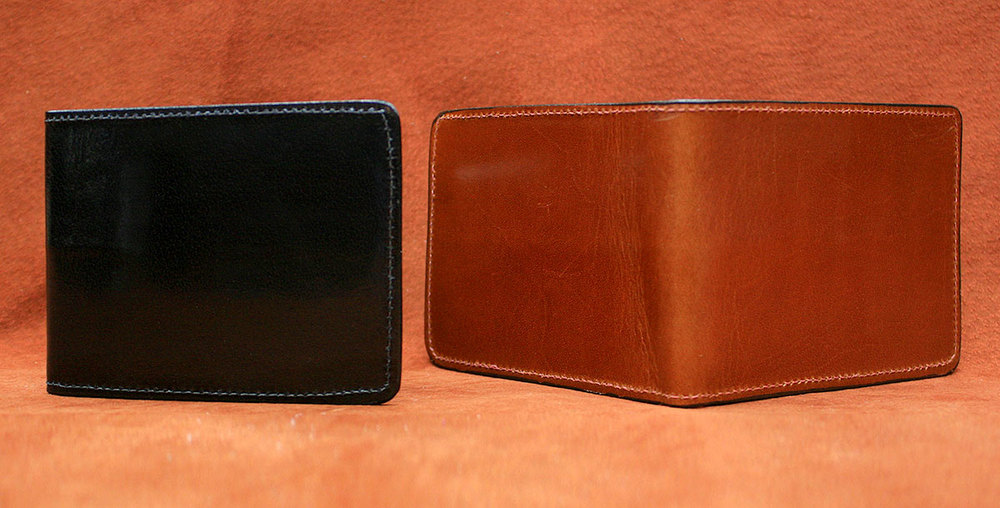 P-20 Plain Leather Wallet
