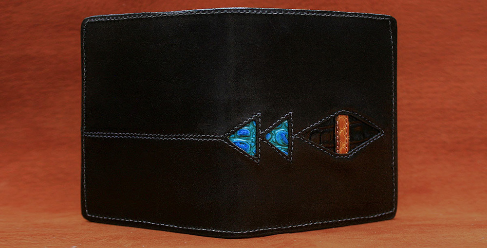 I-17 Arrow with Diamond Inlay