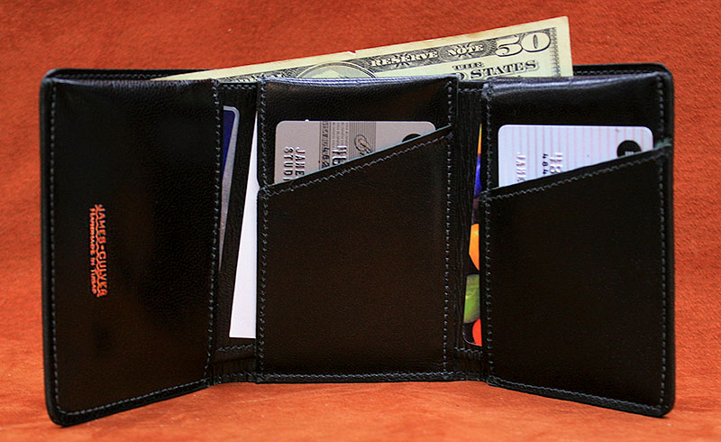 CT - Trifold Wallet