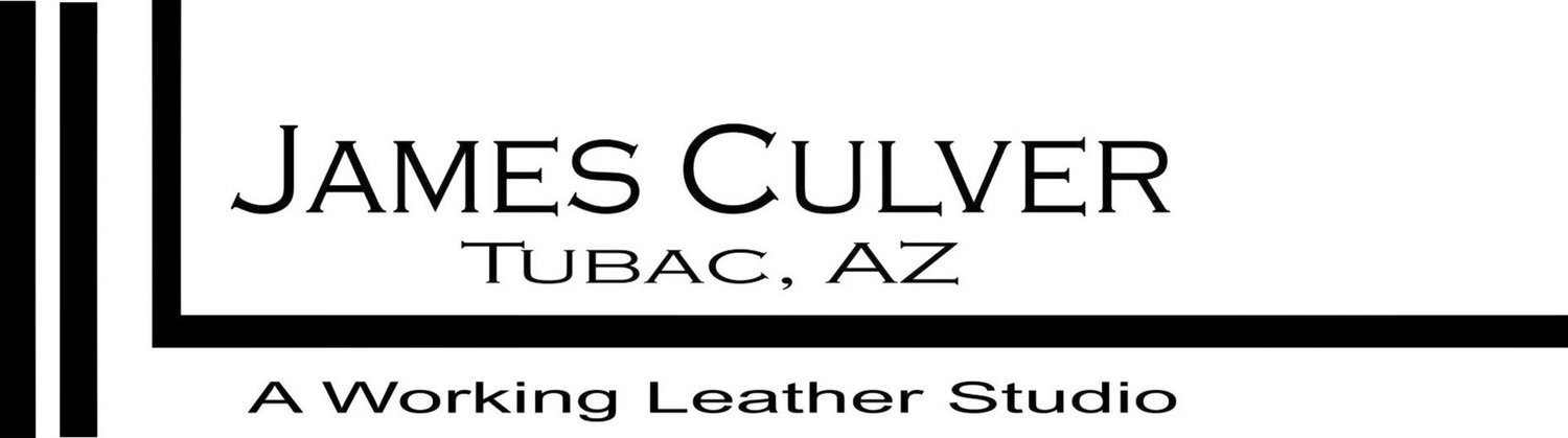 James Culver - A Working Leather Studio