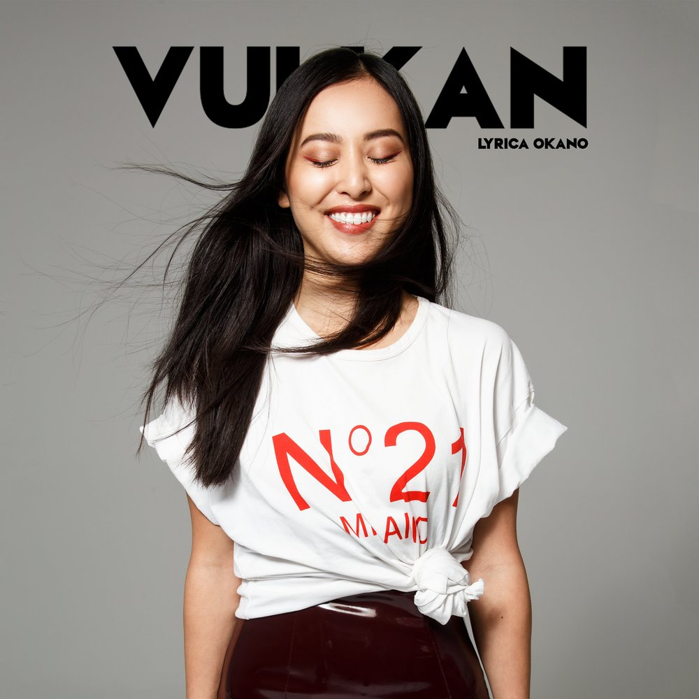 Vulkan Magazine - Lyrica Okana