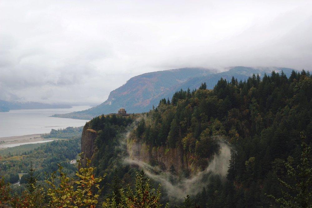 The Gorge view, Copyright Nicole Burron