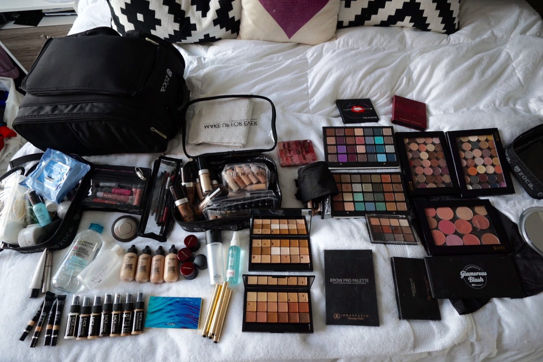 how to make money as a makeup artist