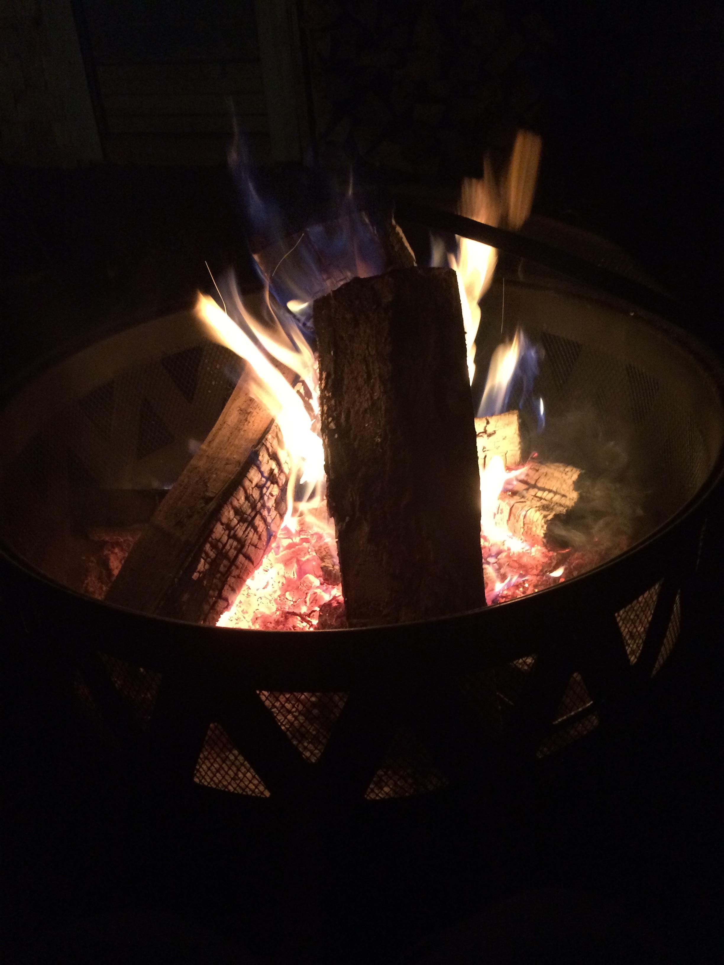 firepit hotel woodstock