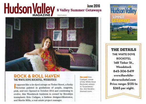 Hudson Valley Magazine June 2016  Download PDF   Publication Link