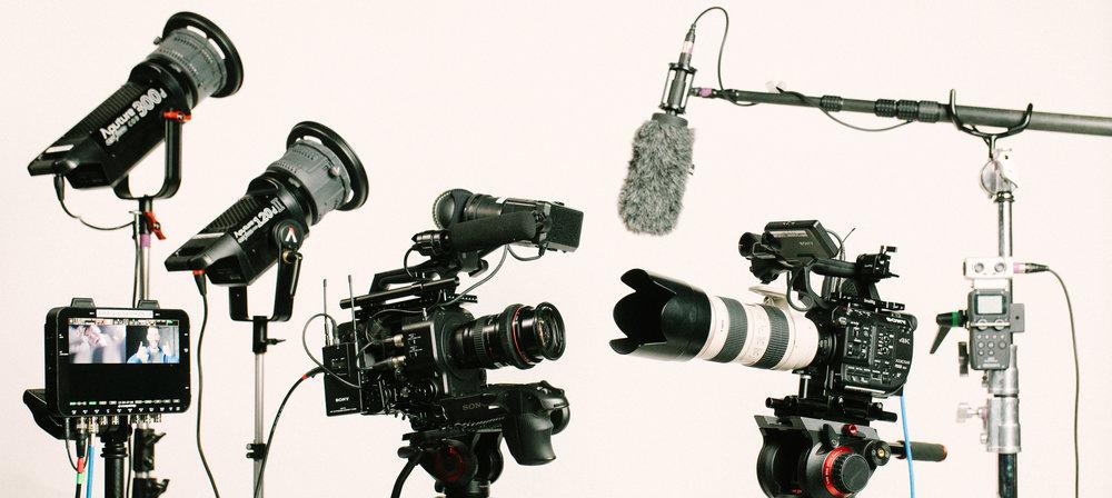 calgary production equipment