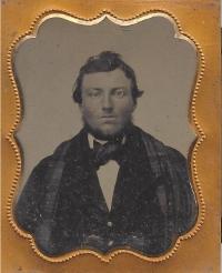 ANDREW J. MCROBERTS, CIRCA 1850