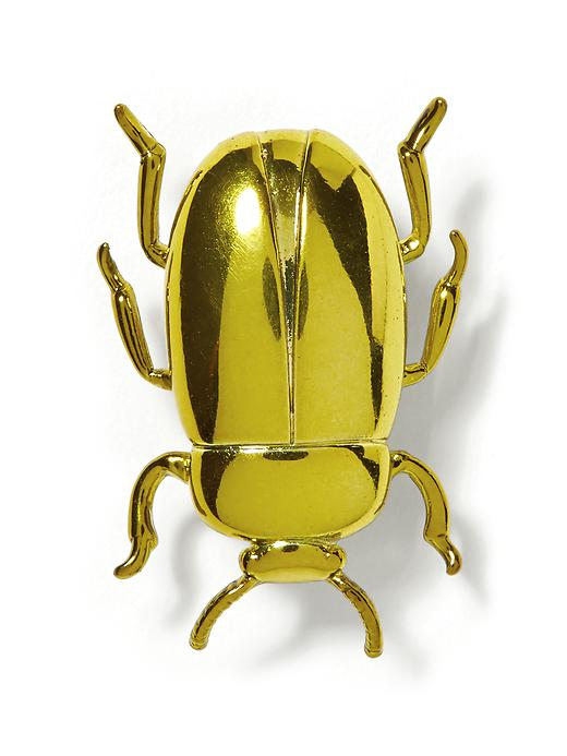 Beetle Brooch available at Banana Republic- $28