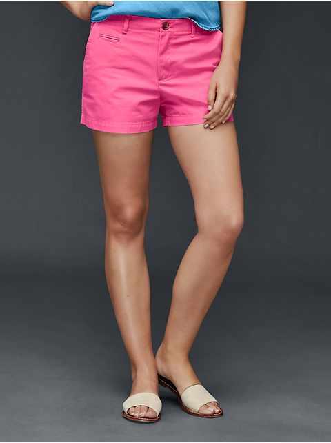 Summer Shorts available at Gap- $29.99-$39.95