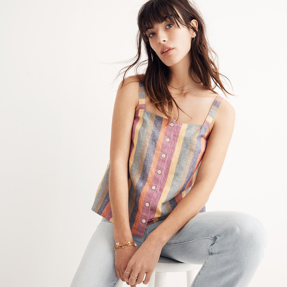 madewell rainbow stripe top.jpg