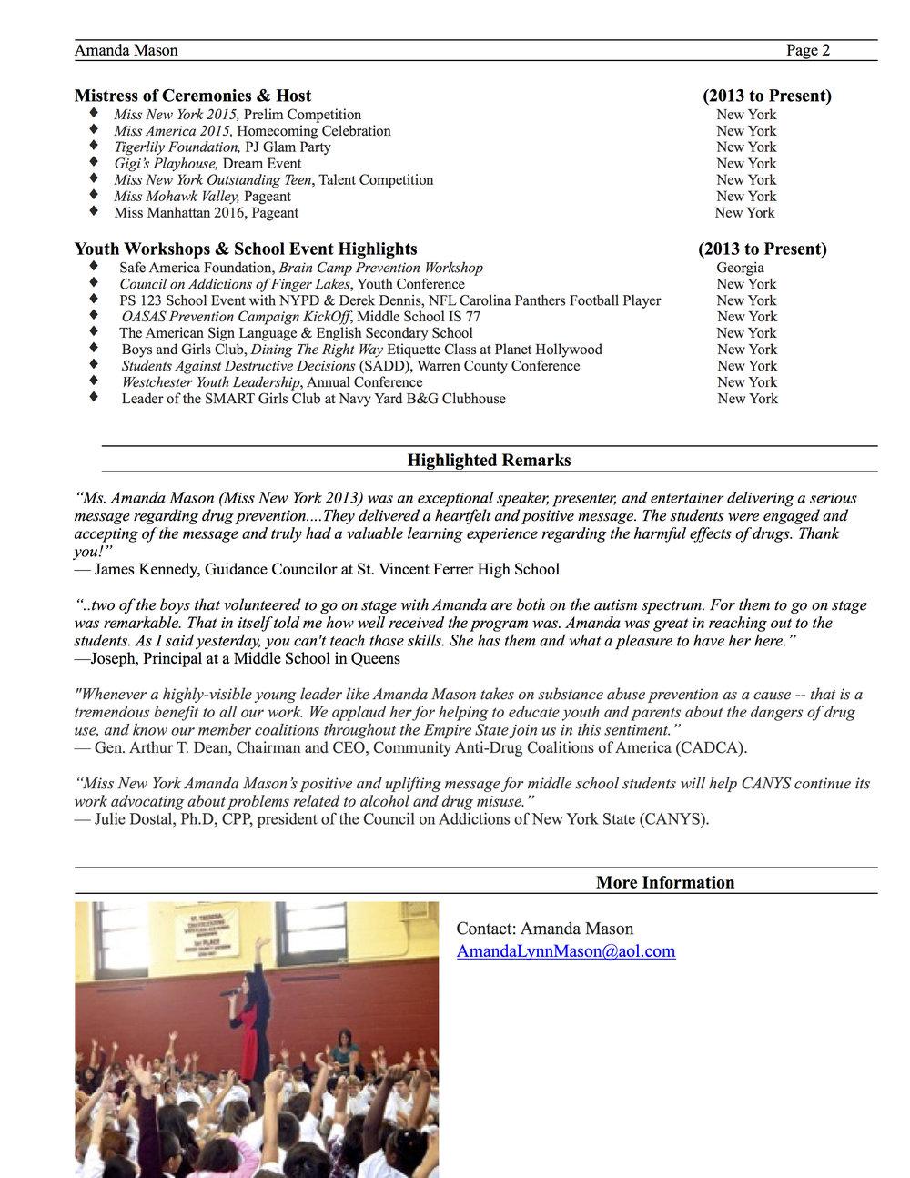 Amanda Mason Public Speaker RESUME page 2.jpg