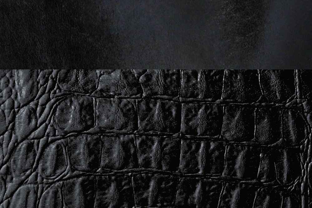 Black Croc + Onyx