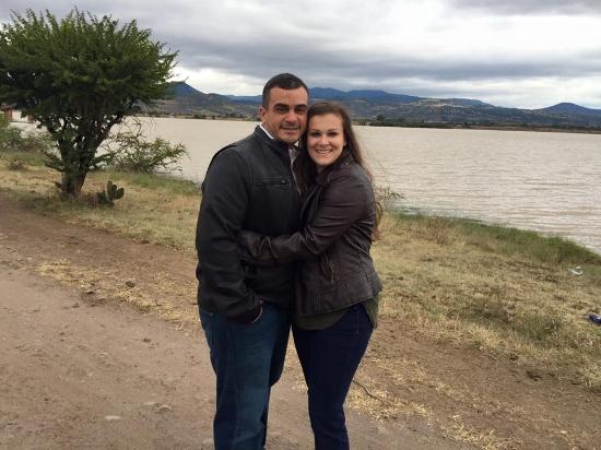 Owners Thomas & Sarah Perez