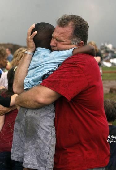 Hug Your Kid, Then Hug the Neighbor Kid