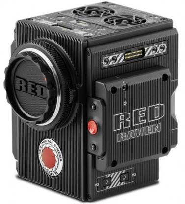 RED Raven 4.5k Shooting Kit