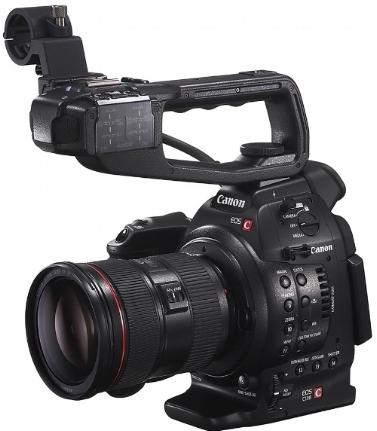 Canon C100 Shooting Kit