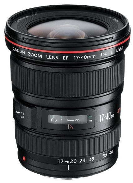 Canon 17-40 f/4